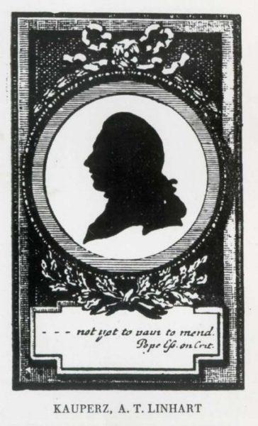 Антон Томаж Линхарт, «Цветы из Крайны от 1781 года»