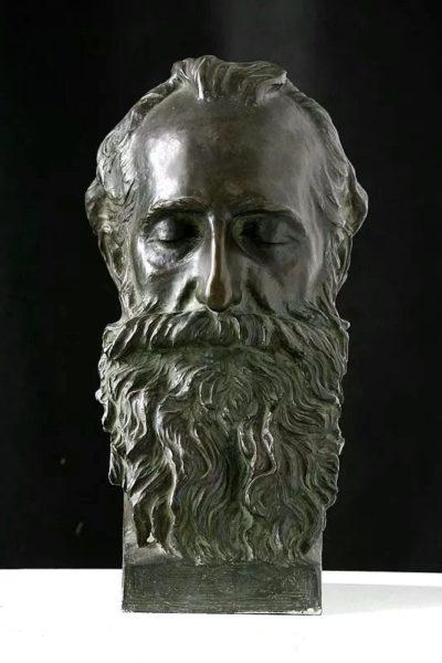 болгарская скульптура, Андрей Николов, Скульптурный портрет из бронзы