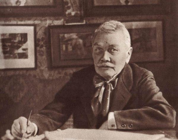 Павол Оpсаг-Гвездослав