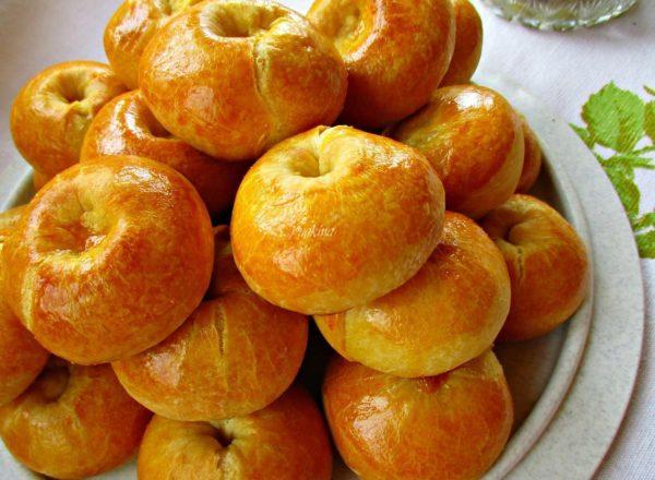 белорусская кухня, кныши с картофелем
