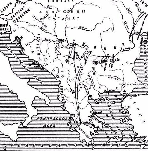 Письменные источники по древней истории славян