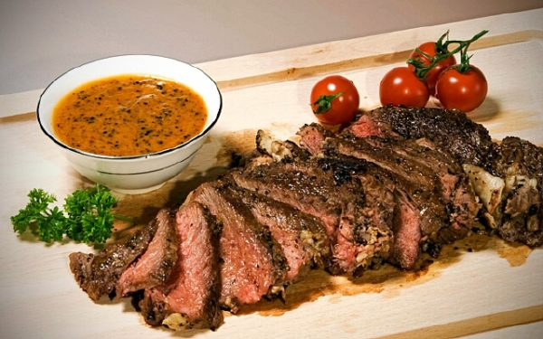 польская кухня, говяжий филей