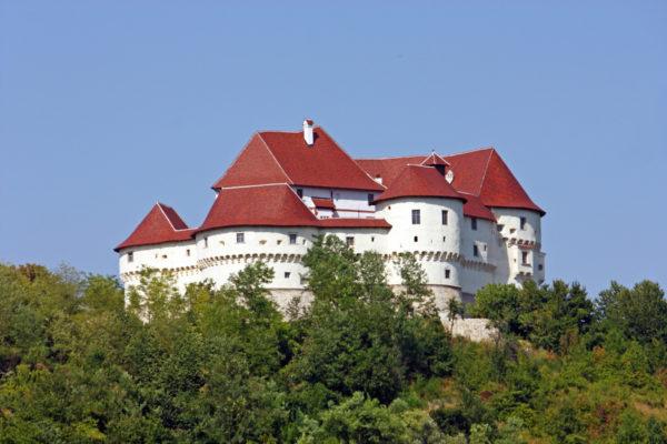 хорватская архитектура, крепостная архитектура, крепость Велики-Табор