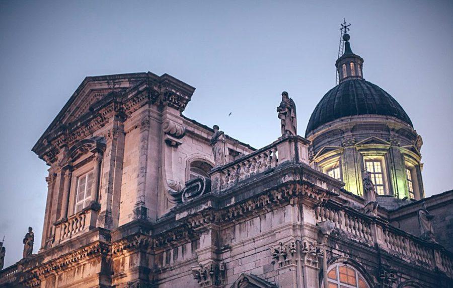 хорватская архитектура, барокко