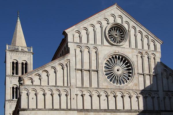 хорватская архитектура, романский стиль