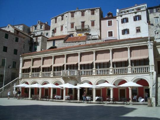 хорватская архитектура, ренессанс, ратуша
