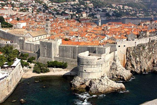 хорватия, хорватская архитектура, тест