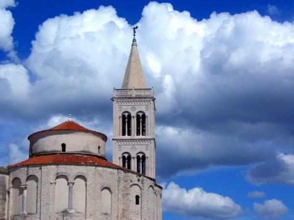хорватская архитектура, Средневековье