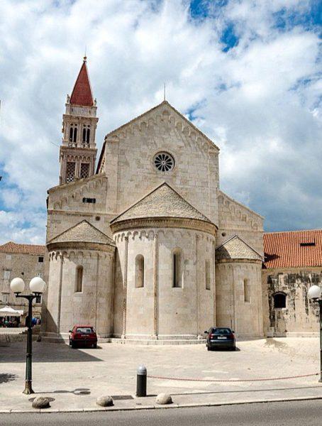 хорватская архитектура, ренессанс, собор св.Ловро