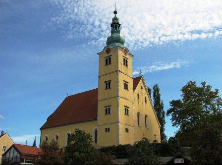 хорватская архитектура, барокко, церковь святой Анастасии