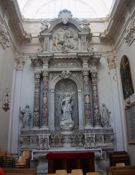 хорватская архитектура, барокко, церковь св.Влаха