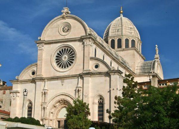 хорватская архитектура, ренессанс, собор Св. Якова в Шибенике