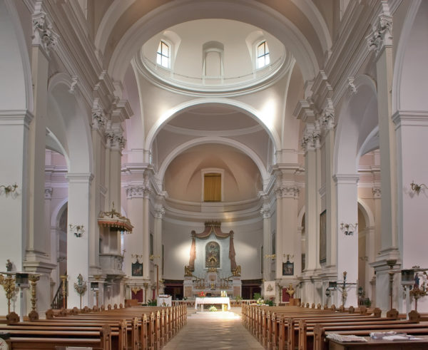 хорватская архитектура, барокко, церковь св.Блажа