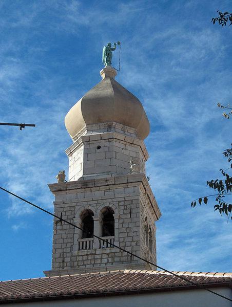 хорватская архитектура, романский стиль, церковь св.Квирина