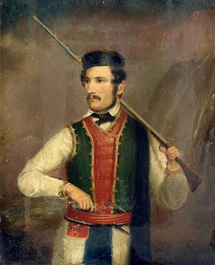 Петр II Петрович Негош, Вуко Радонич