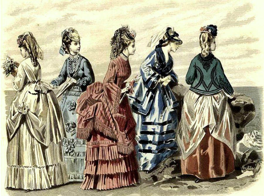 Мода в России