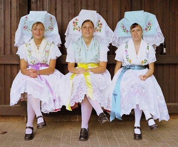 Свадьба у лужичан в XIX-XX веках, лужичане, тест