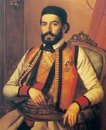 Петр II Петрович Негош