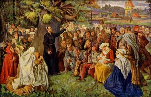 Ян Гус Реформация в Чехии