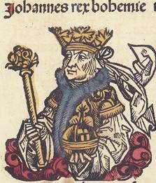 Ян Люксембургский Реформация в Чехии