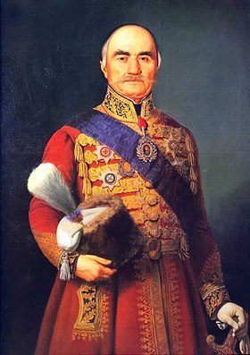 Милош Обренович