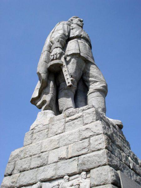 памятник Алеша Пловдив Болгария