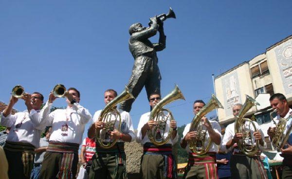 Драгачевский собор трубача